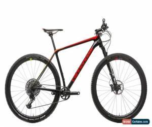 "Classic 2019 Cannondale F-Si Carbon 2 Mountain Bike Large 29"" Carbon SRAM X01 Carbon for Sale"