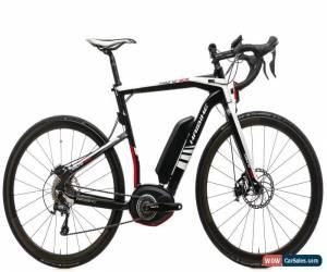 Classic 2014 Haibike Xduro Race Road E-Bike Medium Aluminum Shimano Ultegra 6800 11s for Sale
