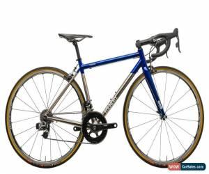 Classic 2017 Foundry Chilkoot Road Bike X-Small Titanium SRAM Red eTap 11 Speed ENVE for Sale