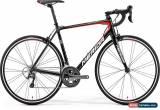 Classic Merida Scultura 300 Team Replica Mens Road Bike 2019 - Black for Sale