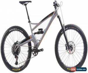 Classic Orange Five RS Full Suspension Mens Mountain Bike MTB 2019 - Sterling Silver for Sale