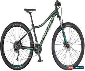 Classic Scott Contessa 710 Womens Hardtail Mountain Bike 2018 - Black for Sale