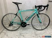 2019 Bianchi Sempre Pro carbon road bike Shimano Ultegra - size 55 for Sale