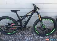 2017 Specialized S-works Enduro for Sale