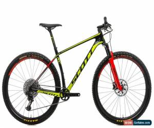 """Classic 2018 Scott Scale RC 900 World Cup Mountain Bike Large 29"""" Carbon SRAM XX1 Eagle for Sale"""