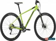 Cannondale Trail 7 27.5 Mens Hardtail Mountain Bike 2018 Green Small for Sale