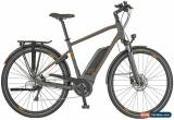 Classic Scott E-Sub Tour Mens Electric Hybrid Bike 2018 - Grey for Sale