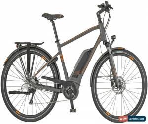 Classic Scott E-Sub Tour Mens Electric Hybrid Bike 2018 - Grey for Sale