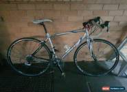 Giant OCR1 Road Bike, silver/blue, for Sale