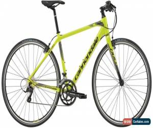 Classic Cannondale 2016 Quick Speed 3 Hybrid Bike - Yellow for Sale