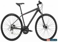 Cannondale Quick CX 4 Mens Hybrid Bike 2018 - Grey for Sale