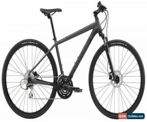 Classic Cannondale Quick CX 4 Mens Hybrid Bike 2018 - Grey for Sale