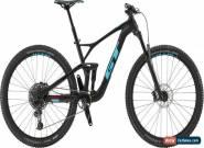 GT Sensor Carbon Elite Full Suspension Mountain Bike 2019 - Black for Sale