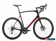 2016 Ridley Fenix SL Road Bike X-Large Carbon Shimano Ultegra 6800 Reynolds Disc for Sale