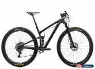 "2017 Trek Top Fuel 9.8 SL Mountain Bike 17.5in 29"" Carbon SRAM X01 11 Speed Fox for Sale"