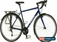 Dawes Galaxy Mens Touring Road Bike Trekking Bicycle 700c 24 Speed Shiamno NAVY for Sale