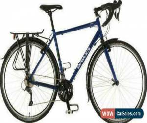 Classic Dawes Galaxy Mens Touring Road Bike Trekking Bicycle 700c 24 Speed Shiamno NAVY for Sale