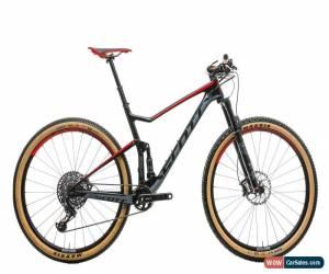 "Classic 2018 Scott Spark 900 Mountain Bike Large 29"" Carbon SRAM X01 GX Eagle Fox for Sale"