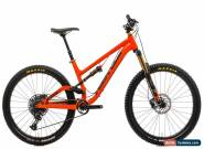 2018 Kona Process 134 SE Mountain Bike Medium 27.5 Aluminum SRAM NX Eagle 12 Fox for Sale
