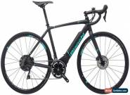 Bianchi 2018 E-Road Impulso Ultegra Electric Road Bike - Black for Sale