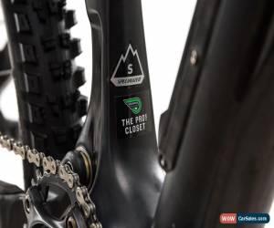 Classic 2016 Specialized Stumpjumper FSR Expert 650B Mountain Bike Small Carbon SRAM X1 for Sale