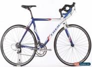 USED 2005 Trek Madone 5.9 54cm Carbon Road Bike Shimano Dura Ace 9 Speed for Sale