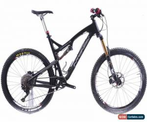 Classic USED 2013 Intense Carbine Carbon Mountain Bike Full Suspension Large Deore XT for Sale
