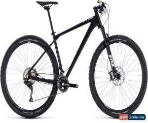 Classic Cube Reaction SL Mens Hardtail Mountain Bike 2018 - Black for Sale