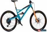 Classic Orange Five Factory Mens Mountain Bike 2019 - Cyan Blue for Sale