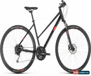 Classic Cube Nature Pro Womens Hybrid Bike 2019 - Black for Sale