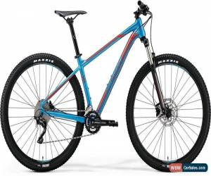 Classic Merida Big Nine 300 29 Mens Mountain Bike 2018 - Blue Large for Sale