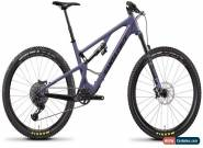 Santa Cruz 5010 C R Full Suspension MTB 2019 - Purple for Sale