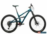 "2018 Yeti SB5+ Mountain Bike Large 27.5"" Carbon SRAM XX1 X01 GX Eagle Fox DT for Sale"