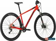 Cannondale Trail 3 29 Mens Mountain Bike 2018 - Red Large for Sale