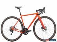 2018 OPEN U.P. Classic Gravel Bike Small Carbon Shimano Ultegra R8000 11 Speed for Sale