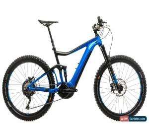 "Classic 2019 Giant Trance E+ Pro 2 Electric Bike Large 27.5"" Aluminum Shimano Fox for Sale"