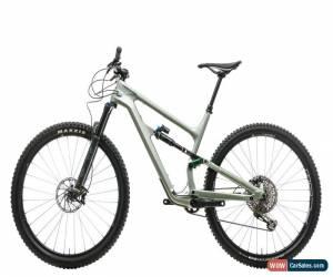 "Classic 2019 Cannondale Habit Carbon 2 Mountain Bike Large 29"" SRAM Eagle Fox Stan's for Sale"