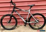 Classic Giant Strata Mountain Bike, Black & Silver, XL for Sale