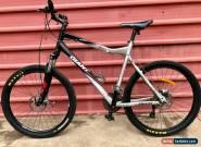 Giant Strata Mountain Bike, Black & Silver, XL for Sale