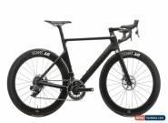 2019 Canyon Aeroad CF SLX Disc 9.0 SL Road Bike Medium Carbon SRAM Red AXS DT for Sale