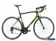 2016 Wilier GTR SL Road Bike X-Large Carbon Shimano Ultegra Di2 6870 11 Speed for Sale