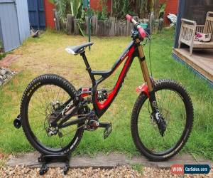 Classic Specialized Sworks Demo8 Carbon Downhill Mountain Bike Custom Build for Sale
