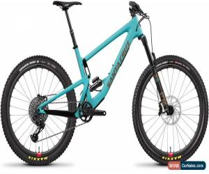 Classic Santa Cruz Bronson 3 C S Reserve Mountain Bike 2019 - Blue for Sale