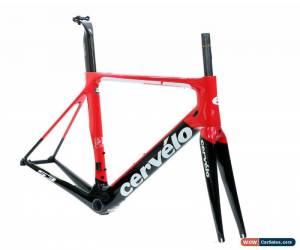 Classic 2018 Cervelo S3 Aero Carbon Road Frameset 48cm Rim Brake Red/ Black NEW in Box for Sale