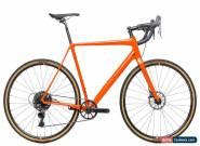 2018 Cannondale Super X Force 1 SE Cyclocross Bike 58cm Large Carbon SRAM WTB for Sale