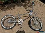 Team Mongoose 1979 BMX Chrome  for Sale