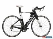 2016 Specialized Shiv Elite Triathlon Bike Small Carbon Shimano Ultegra Di2 6870 for Sale