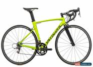 2017 Specialized Allez DSW SL Sprint Expert Road Bike 54cm Aluminum SRAM Red for Sale