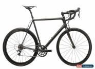 2015 Cannondale SuperSix EVO Black Inc. Road Bike 60cm Carbon Dura-Ace 9000 ENVE for Sale