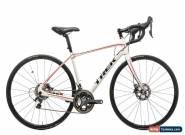 2015 Trek Domane 6.2 Disc Road Bike 52cm Carbon Shimano Dura-Ace Bontrager for Sale